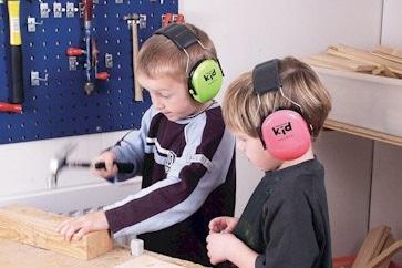 אוזניות נגד רעש לילדים