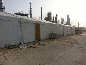 שירותי בטיחות תעשייתיים במפעל פז אשדוד