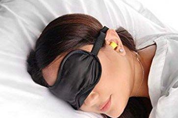 אטמים לשינה ונחירות