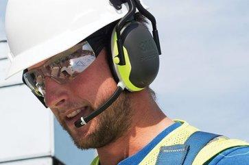 מתאם אל-חוטי לתקשורת באוזניות מגן פשוטות 3M™ PELTOR™ Wireless Communication Accessory