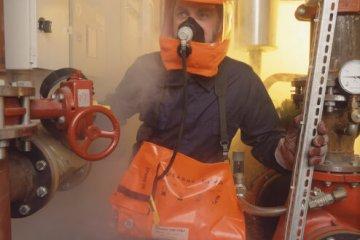 מסכת המילוט החדשה לאירועי חירום כימיים
