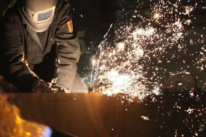 welding safety at magen optic